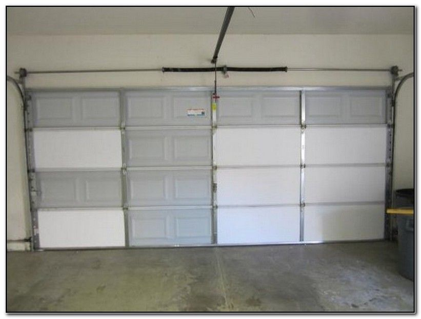 Roll Up Garage Door Insulation Kits Garage Doors Garage Door Insulation Garage Door Insulation Kit