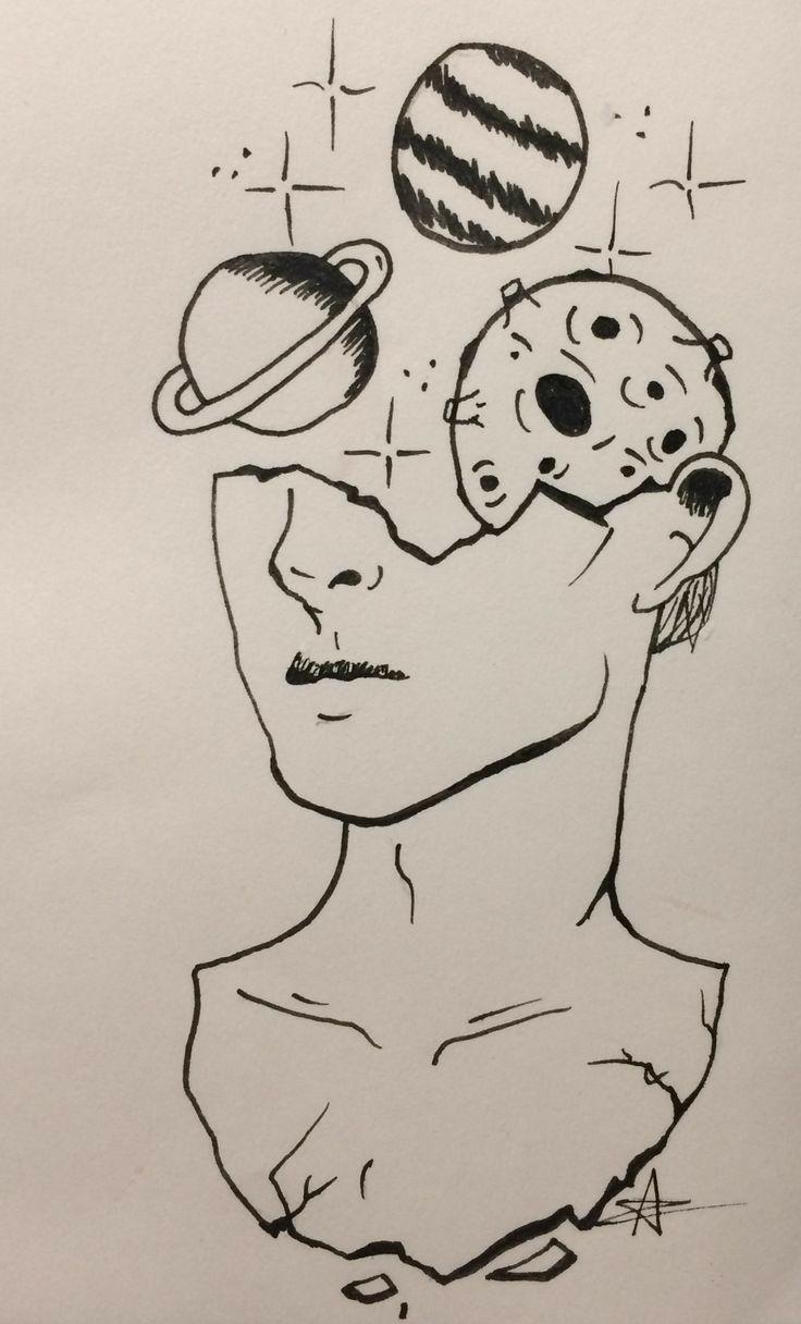 Dibujo Cizim Fikirleri Cizimler Doodle Sanati