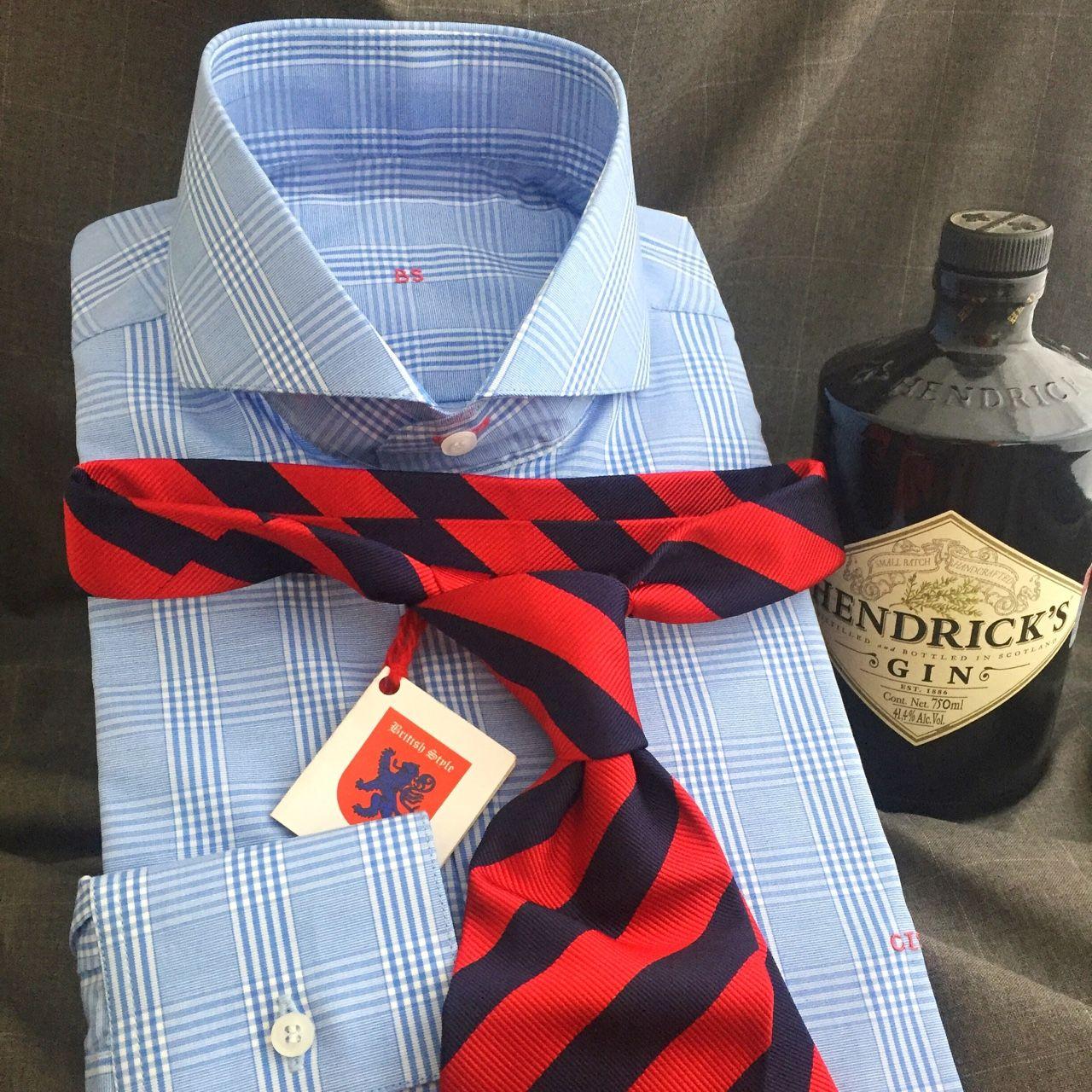 British style u prince of wales shirt by britishstyle info