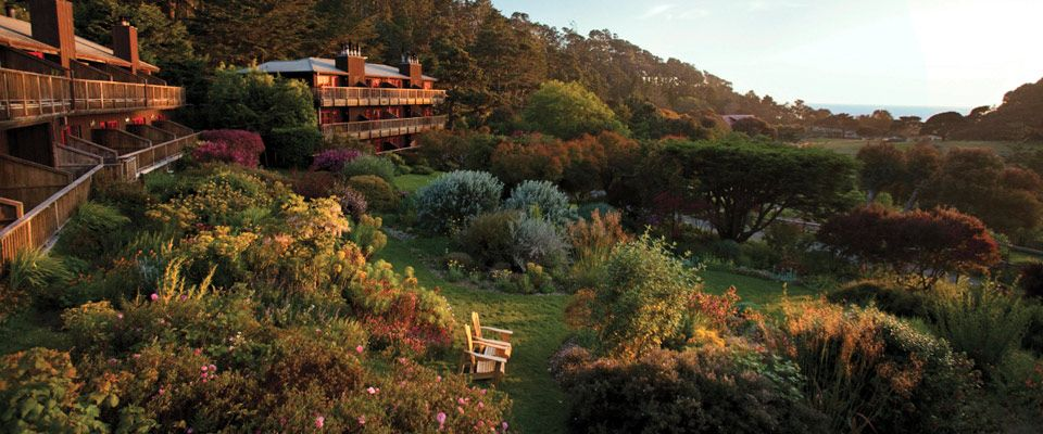 Eco Resort Full Service Aaa Four Diamond Pet Friendly Mendocino Hotel Gourmet Plant Based Restaurant Spa Yoga Wellness Center Nature Experiences