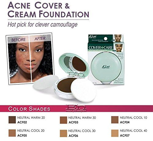 KISS COVER  CARE ACF06 NEUTRAL COOL 30 -- Details can be found by clicking on the image.