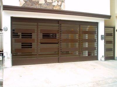 Pin de heather sanchez en casa en mexico floor plans - Puertas automaticas para cocheras ...