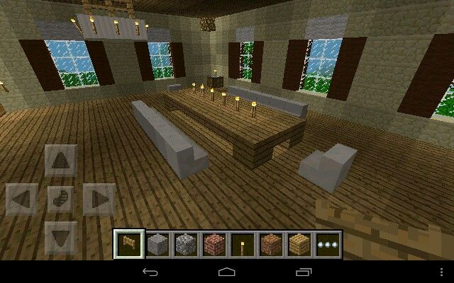 Minecraft Dining Table
