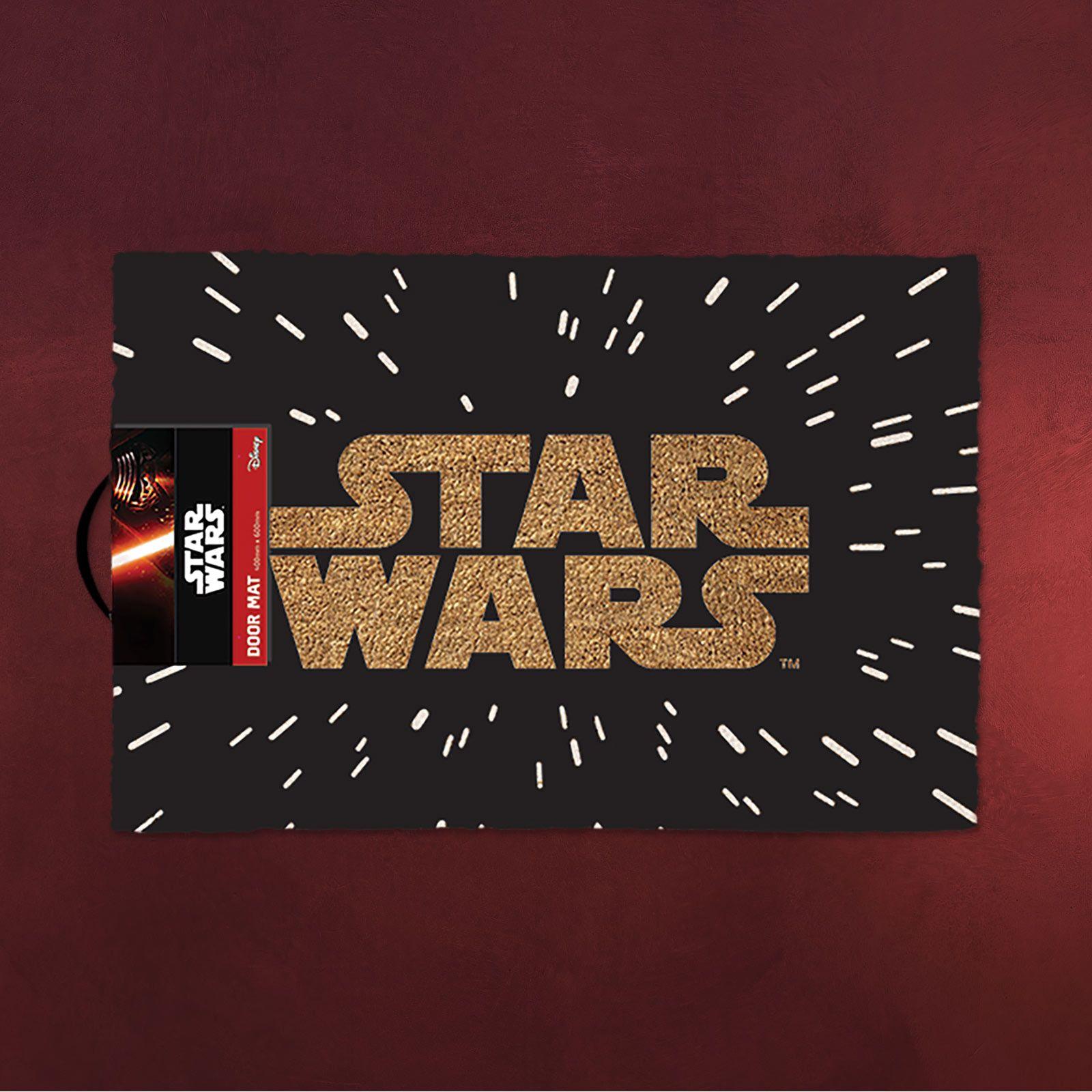 Star Wars Logo Fußmatte