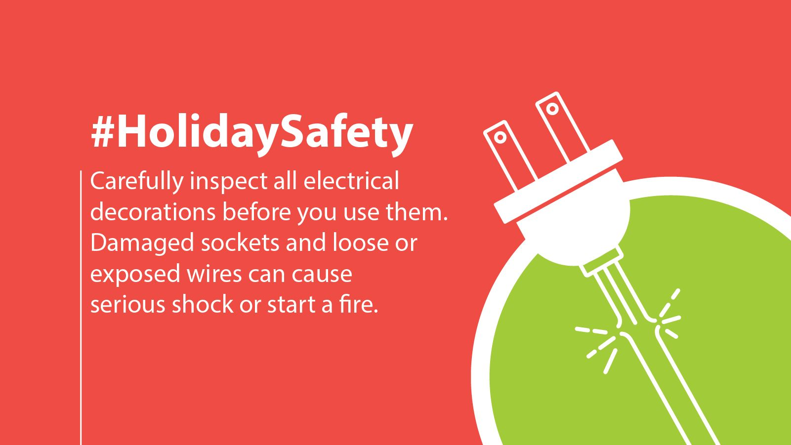 Don T Forget This Holidaysafety Tip As You Begin To Deck Your