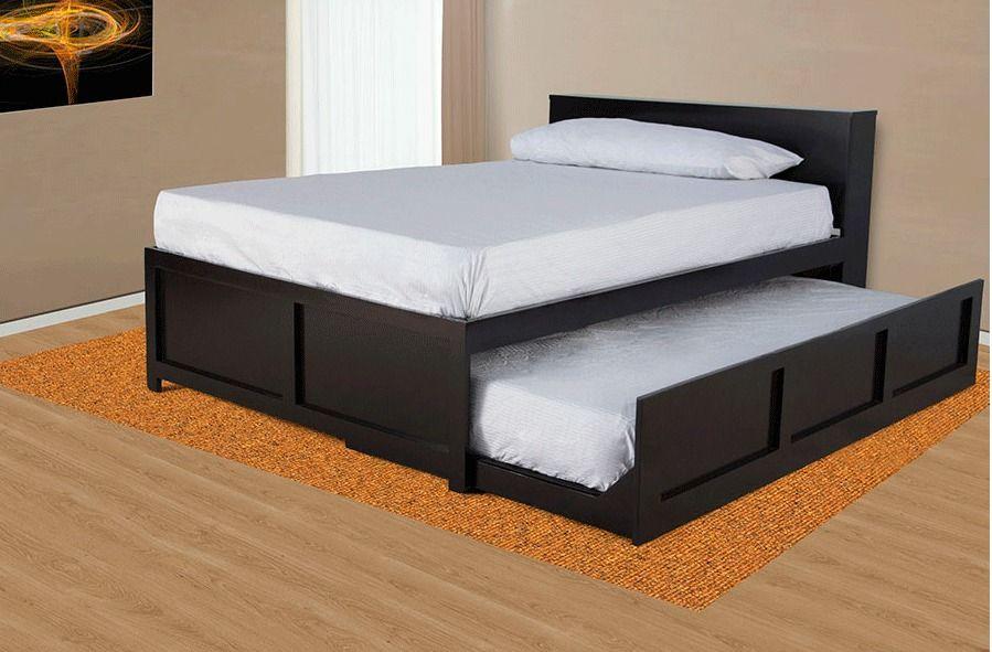 Literas con cama matrimonial e individual buscar con - Cama matrimonial con litera ...
