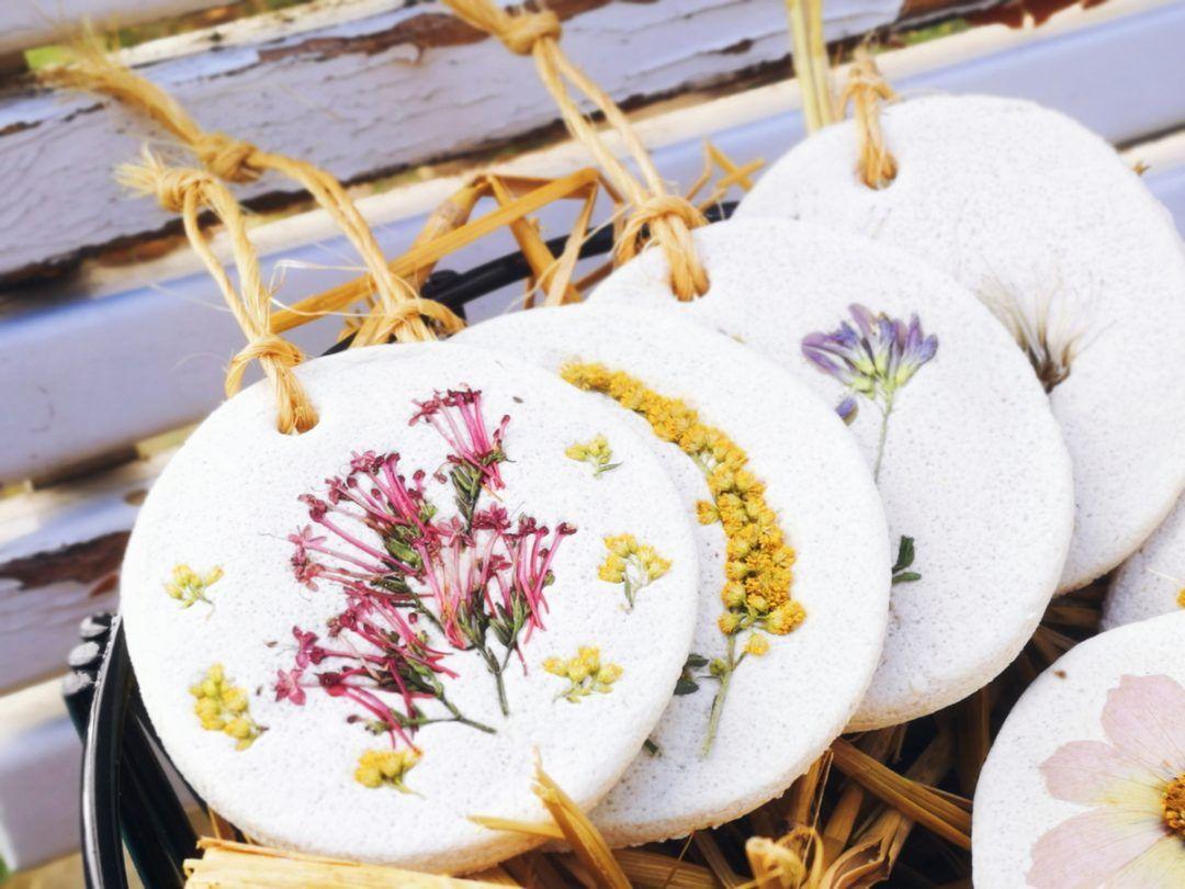 Den Sommer konservieren | Basteln mit Salzteig – Tipps und Tricks | Shades of Nature