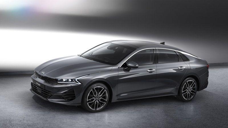 2021 Kia Optima getting two turbo engines, all-wheel drive ...