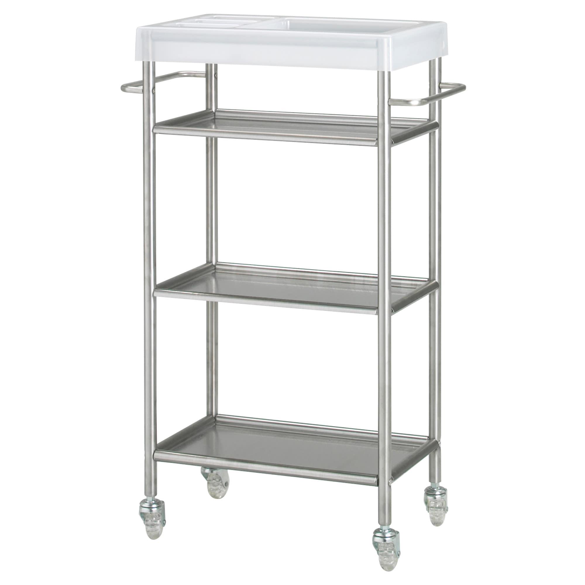 Grundtal Ikea Muebles De Acero Inoxidable Y Pisos Para Banos