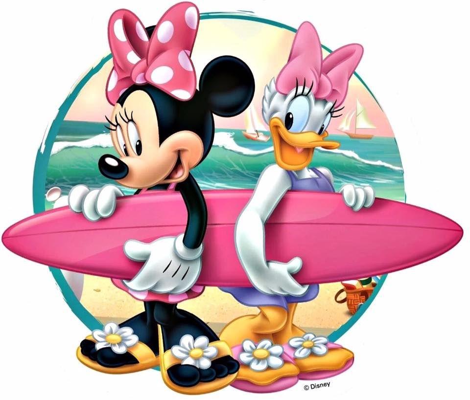 Minnie daisy disney pinterest disney images - Minnie et daisy ...