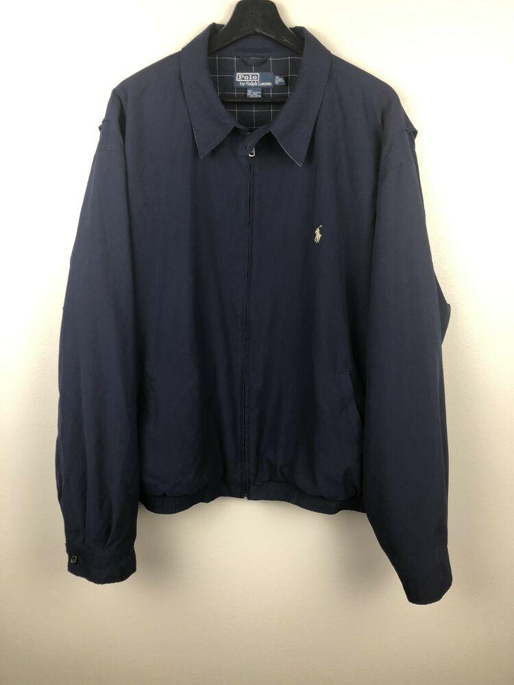 neueste kaufen Genieße den niedrigsten Preis günstigster Preis Polo Ralph Lauren Golf Jacket Size XXL in 2019 | 80s 90s ...