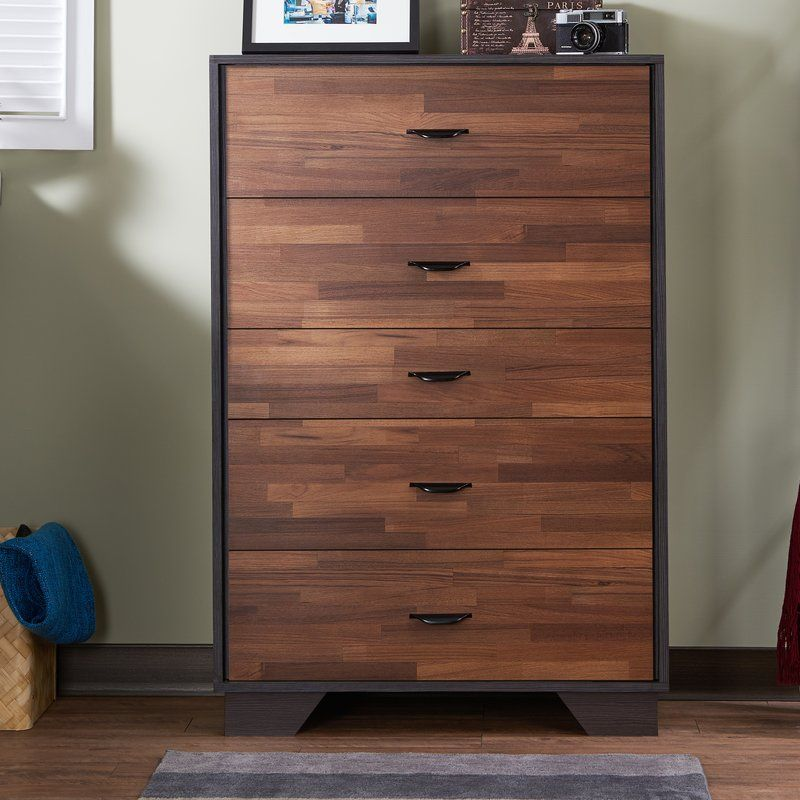 Bair 5 Drawer Chest Furniture Chest Of Drawers Drawers