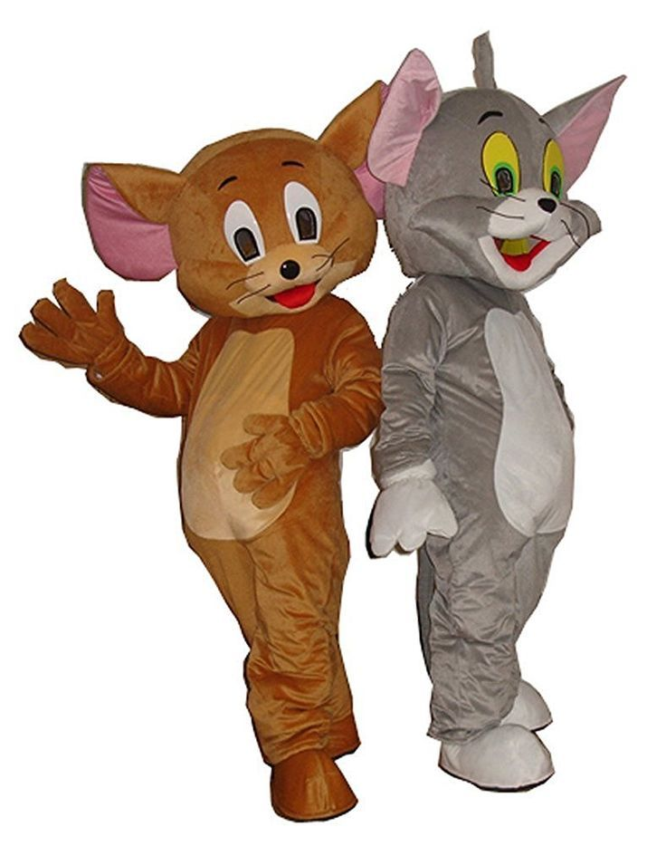 the new tom and jerry cartoon character costume free