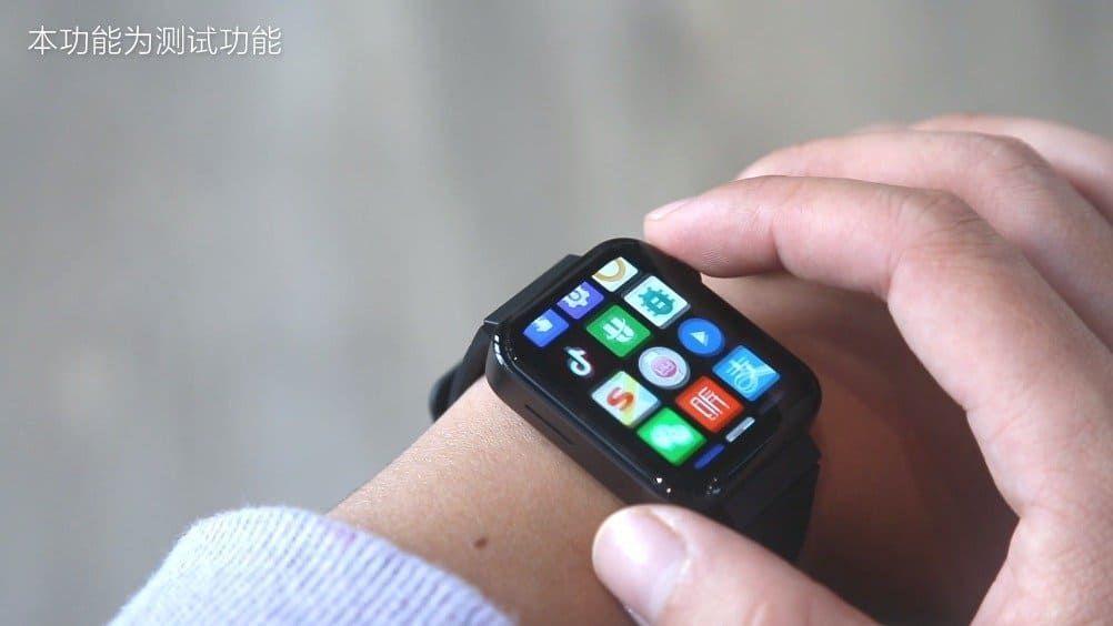ظهور ساعة Mi Watch في فيديو رسمي Smart Watch