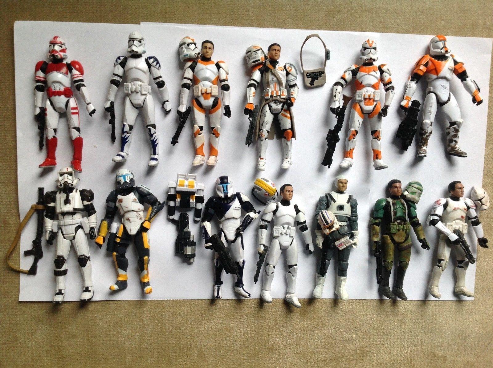 Wars Figure Opress Star Wars Clone Savage