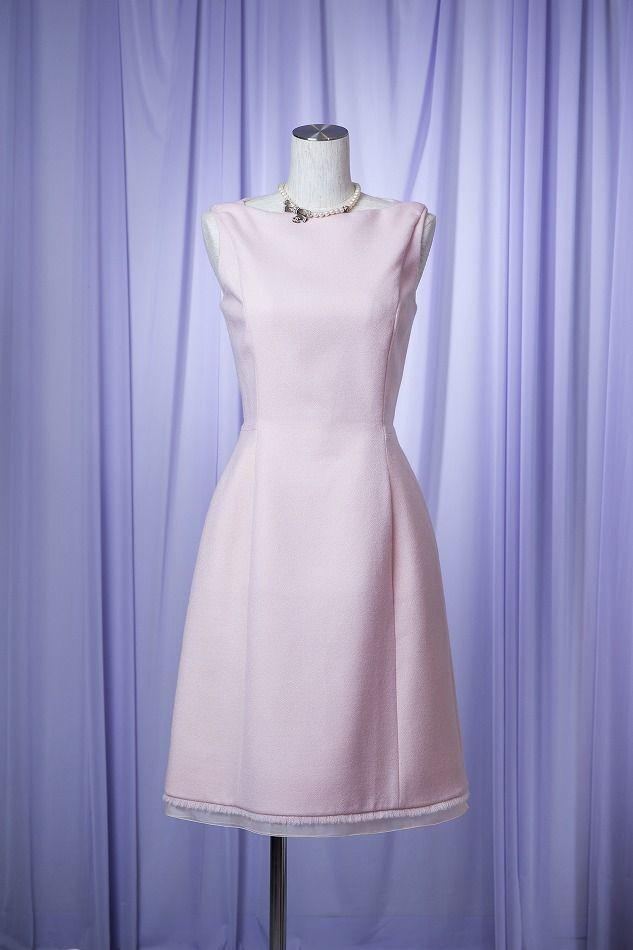 newest collection 951e1 10120 Dior ディオール アイスピンクドレス - 結婚式・パーティドレス ...