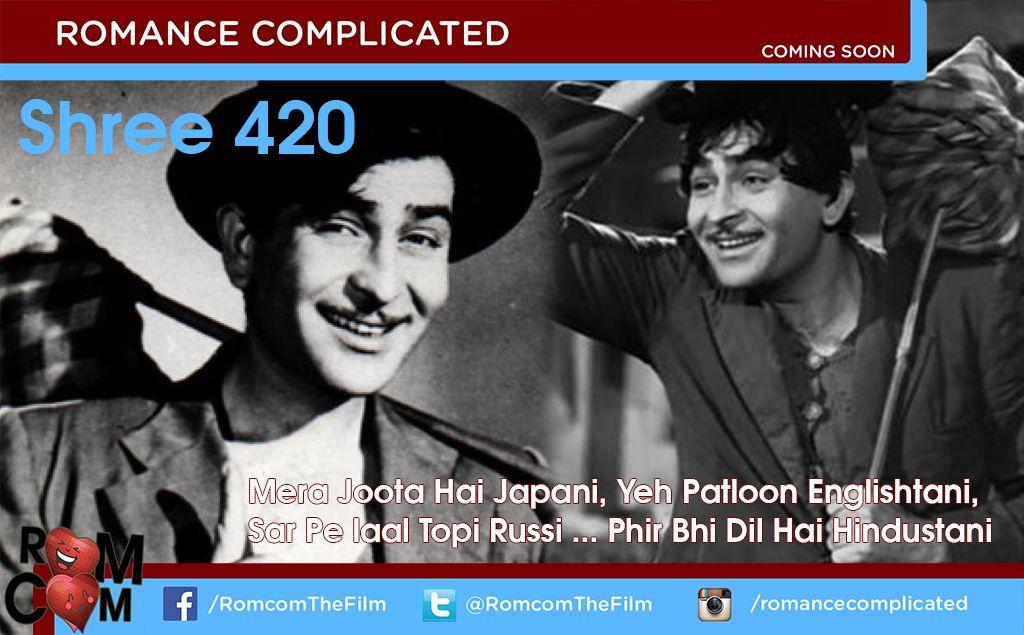 RK - The LEGEND of Indian Cinema! #RomanceComplicated #RomComTheFilm