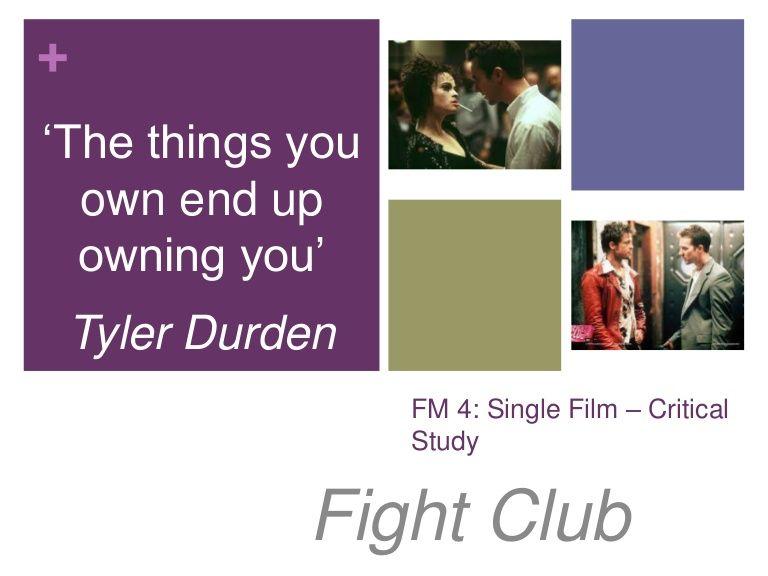 Fight Club Fight Club Fight Club