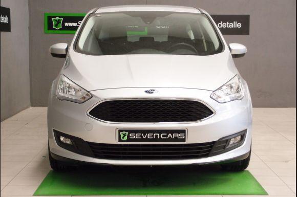 Nueva Ford C Max 1 5 Tdci 120cv Trend Www Sevencars Es Mundo Del Motor Coches Producto