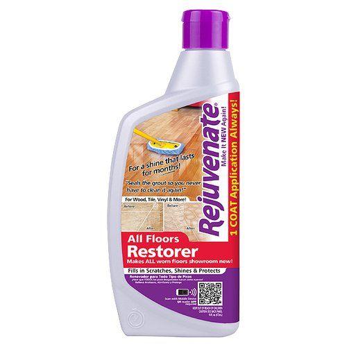 Rejuvenate All Floors Restorer 16 Fl Oz Carpet Floor Cleaner