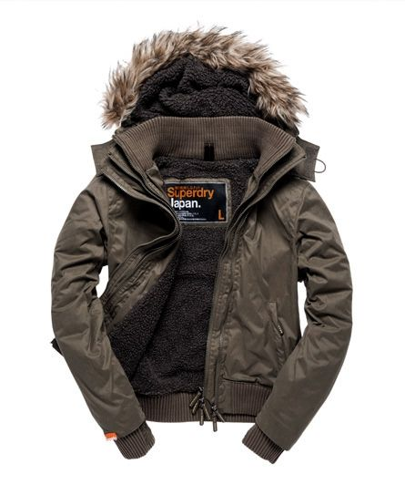 Superdry Hooded Windbomber | Jackets, Fashion forever