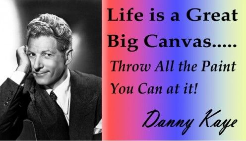 danny kaye quotes