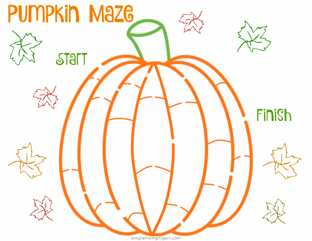 15 Fun Fall And Thanksgiving Printable Activities For