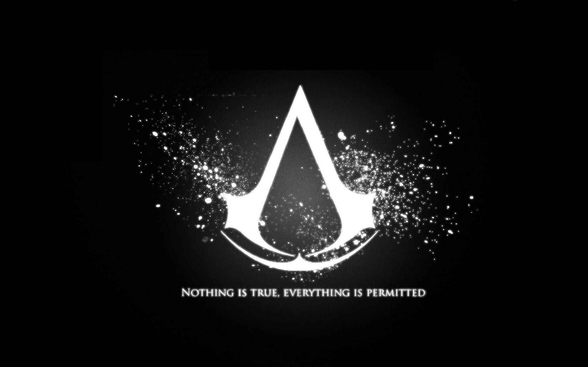 Nada Es Verdad Todo Esta Permitido Assassin S Creed Hd 1080p Wallpaper