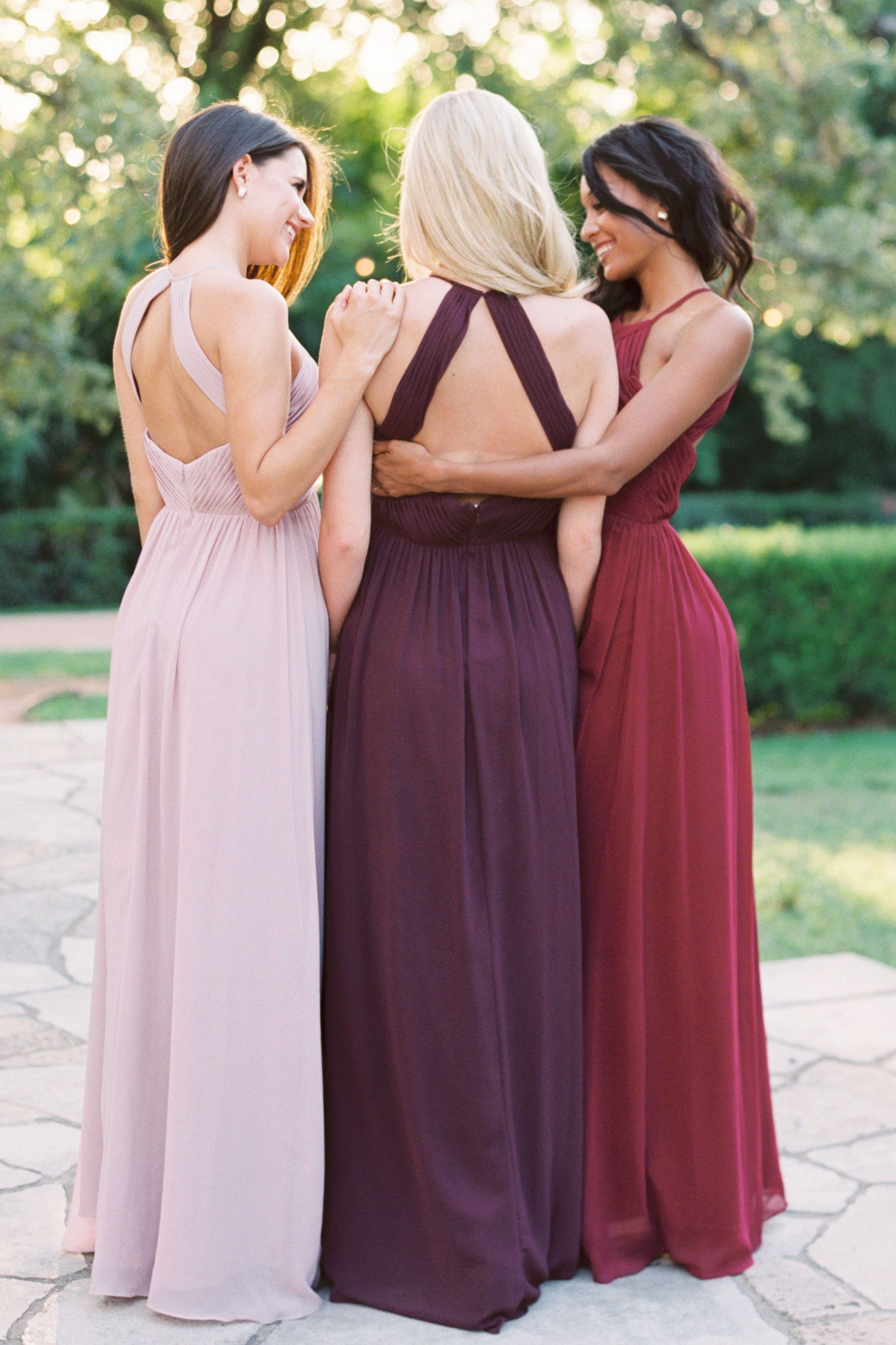 f4548bbf9ea With a slimming high neck and interesting back detail