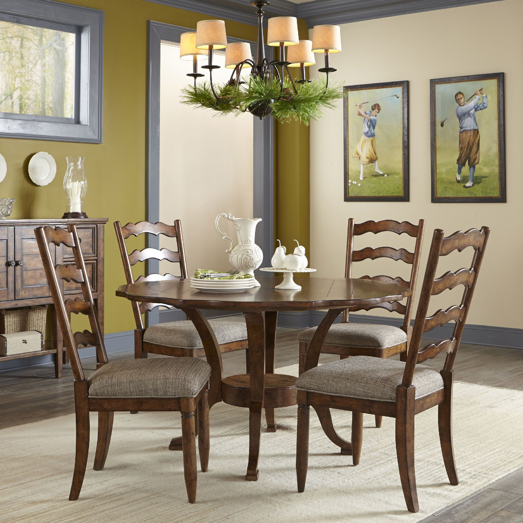 Named After A Small Town In North Carolina, The Southern Pines Collection  Offers An Irresistible