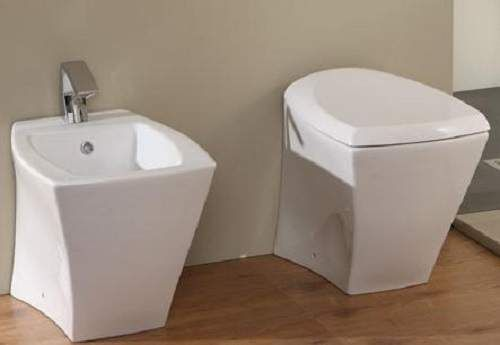Esedra Selinon Toilette Bidet Und Original Wc Deckel Soft Close