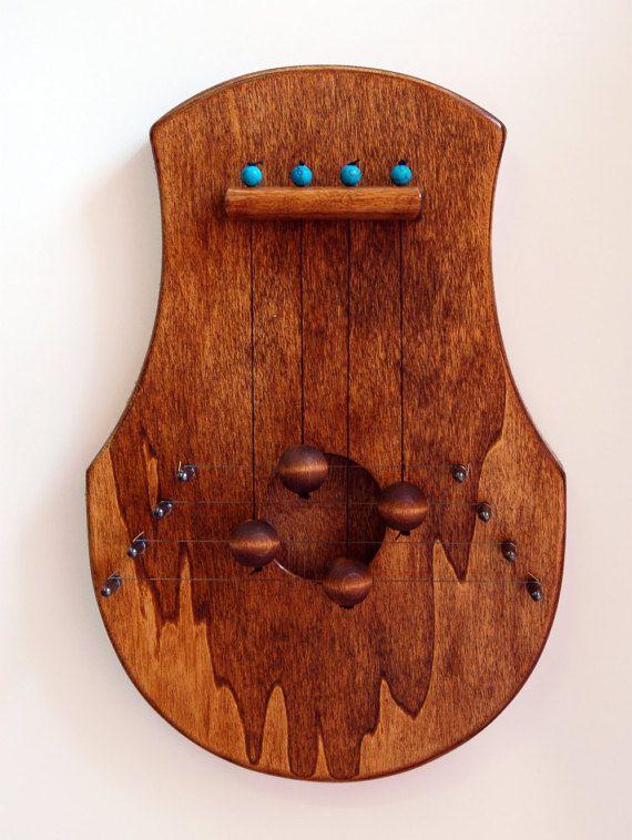 Classic Door Harp handcrafted in wood wedding by WoodsongGalilee & Classic Door Harp handcrafted in wood wedding by WoodsongGalilee ...