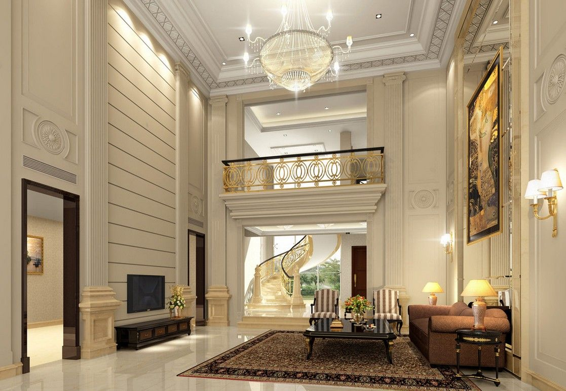 Free 3d Room Design With Images Staircase Interior Design