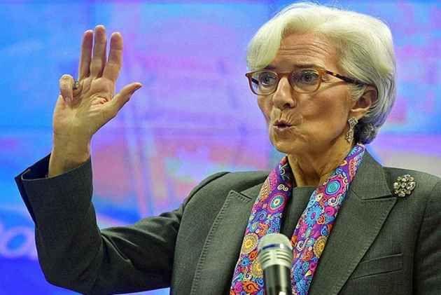 IMF chief Christine Lagarde says Indian economy on very