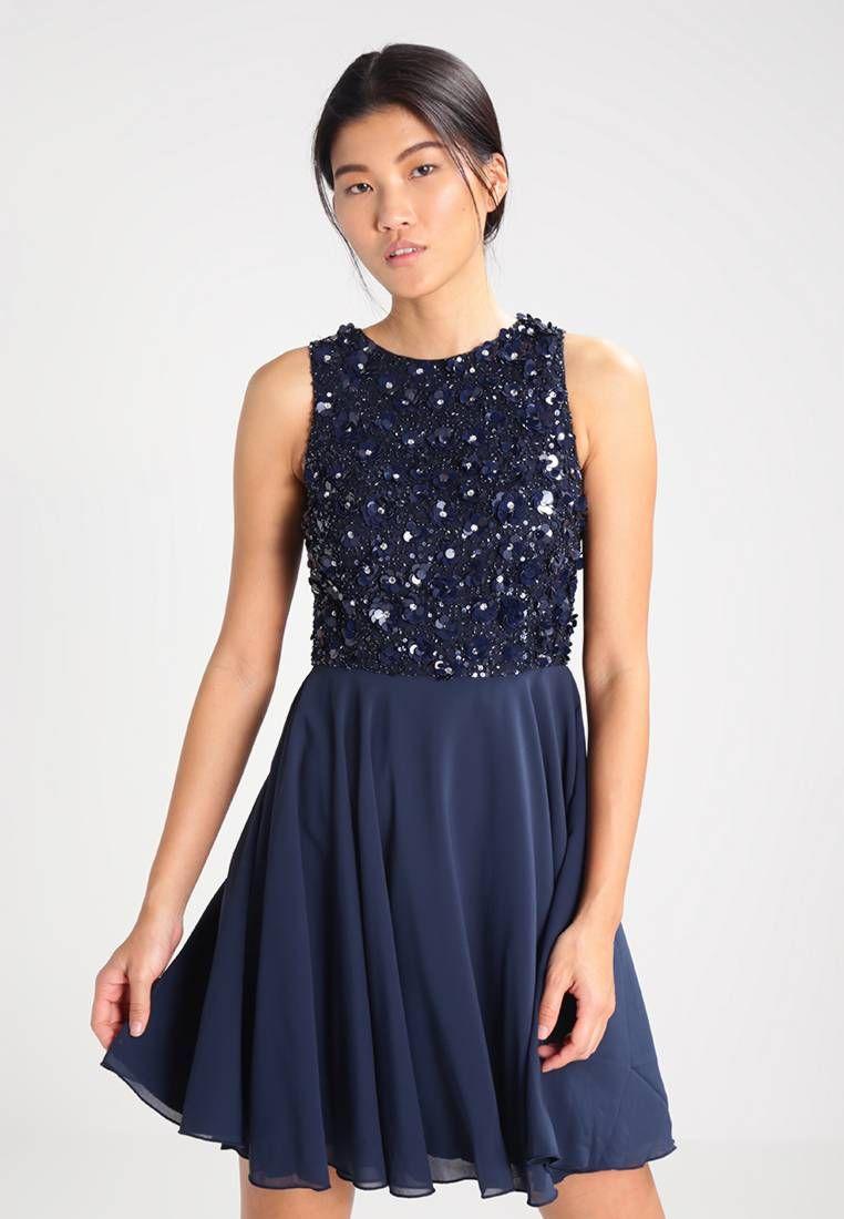 Lace & Beads. HAZEL - Cocktailkleid / festliches Kleid - navy ...
