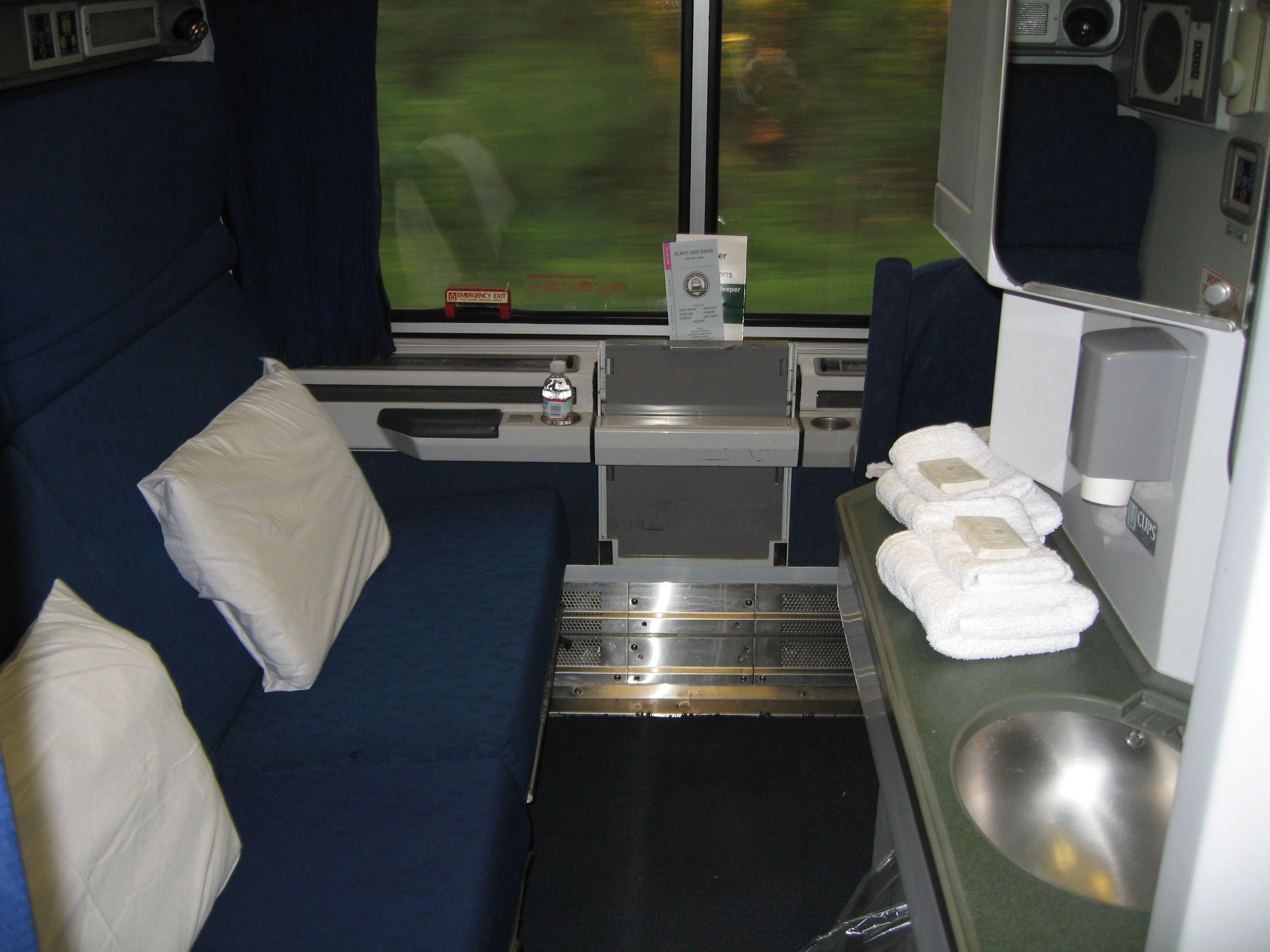 Amtrak Bedroom Mesmerizing Design Review