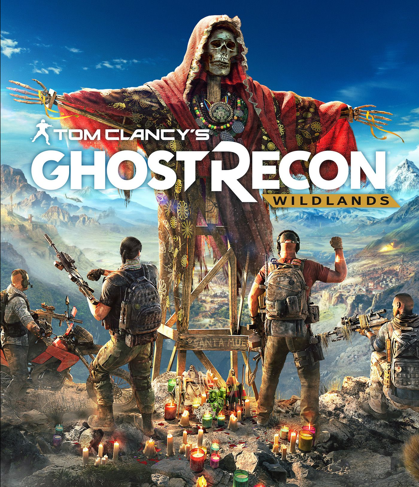 Tom Clancy's Ghost Recon Wildlands(RePack)by R.G.BestGamer