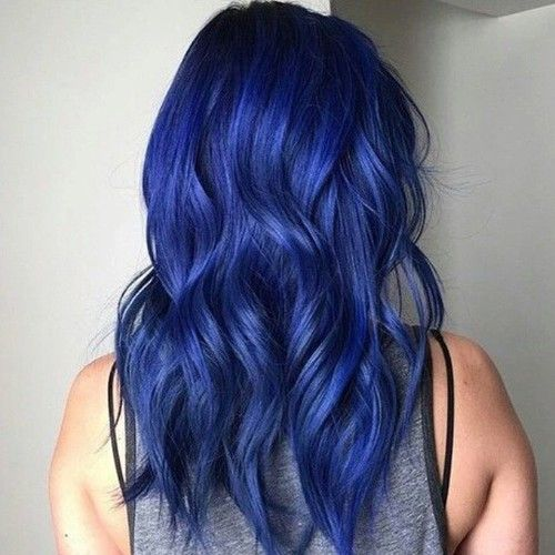 Pin by on hair pinterest hair coloring hair what better way to give yourself a brand new hair look than by changing the color entirely these 25 amazing blue and purple hair looks are perfect solutioingenieria Images