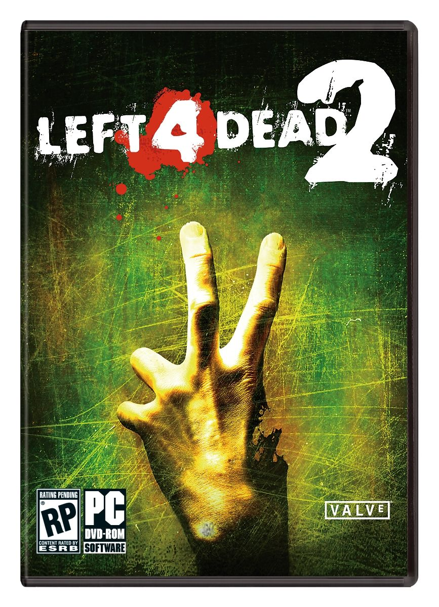 Left 4 dead 2 for PC <3 This game is Awesome! Love the mods
