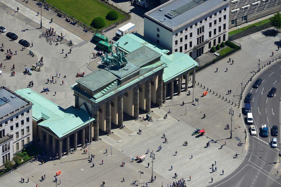 Das Ist Berlin Von Oben Berlin Aktuell Berlin Von Oben Berlin
