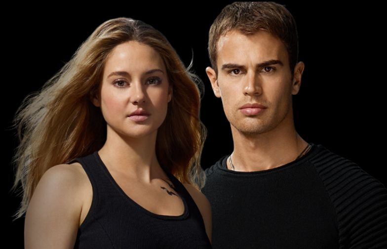Four And Tris Insurgent Movie | www.pixshark.com - Images ...