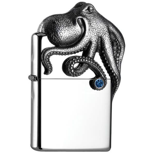 Zippo octopus 3D Figurine met een oplage van 2500 ...