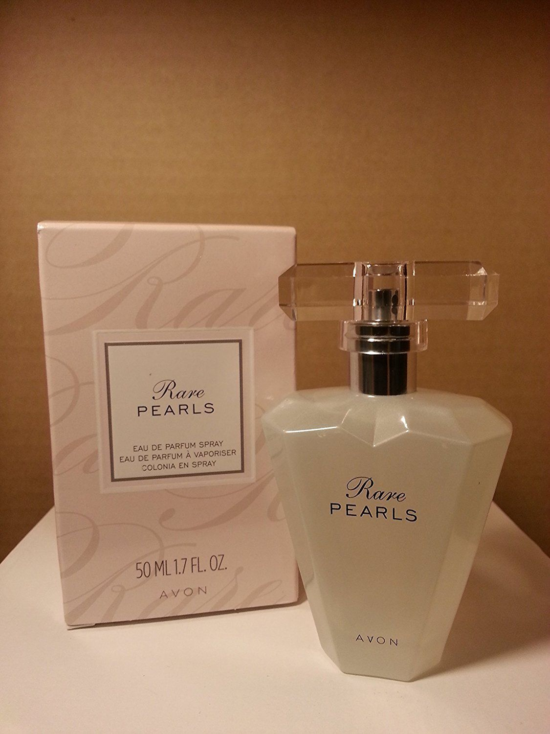 Avon Rare Pearls Eau De Parfum Spray 17 Fl Oz Products Original Antonio Banderas Radiant Seduction In Black Man Edt 100ml