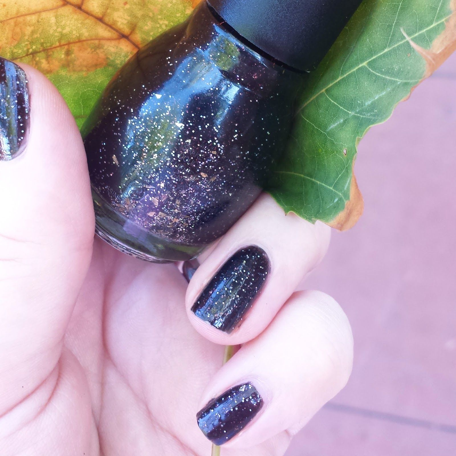 My little Things ~ Online Diary by Monica: Sinful Colors ~ Starry Night