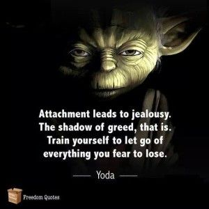80 Most Famous Yoda Quotes From Star Wars Images Wallpapers Yoda Quotes Star Wars Quotes Jealousy Quotes