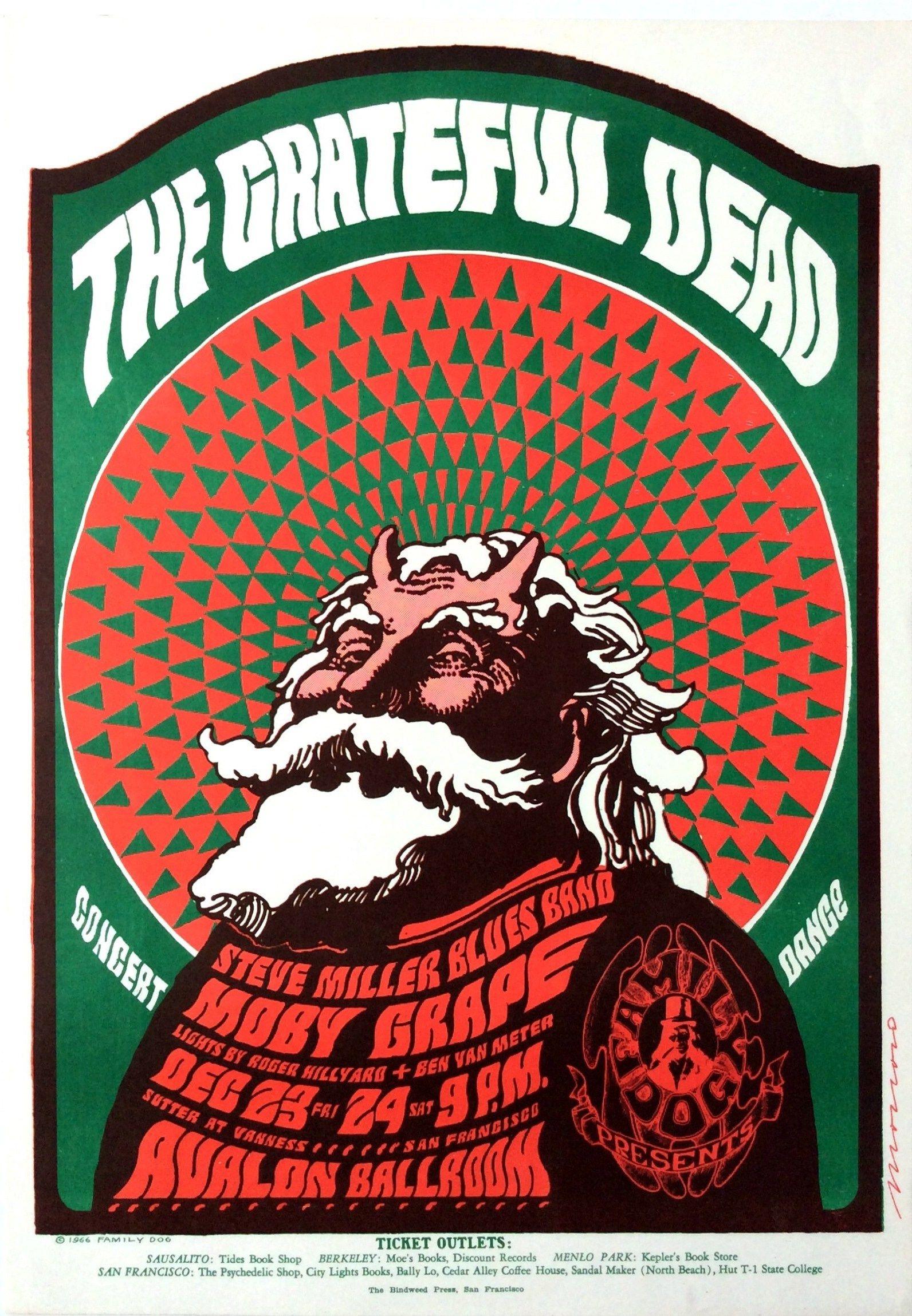 Fleetwood Mac Phillips Arena Vintage Concert Design Reproduction Poster