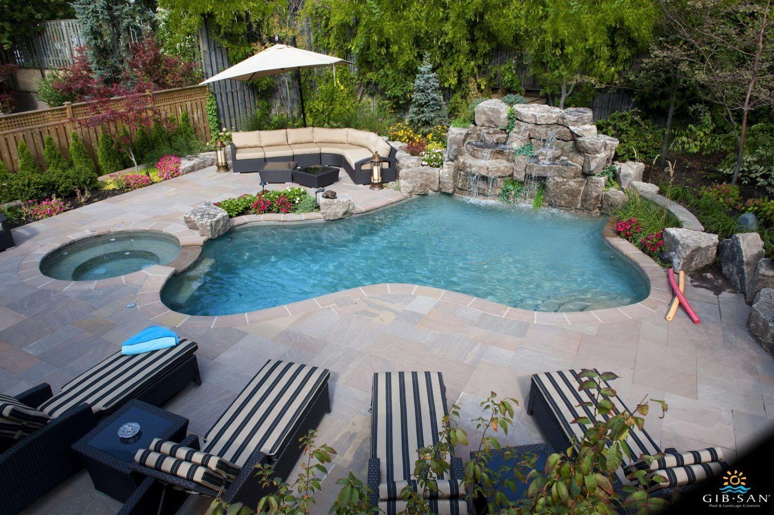 Custom Concrete Pools Gib San Pools Toronto Mississauga Oakville Cool Swimming Pools Pool Builders Swimming Pool Builder