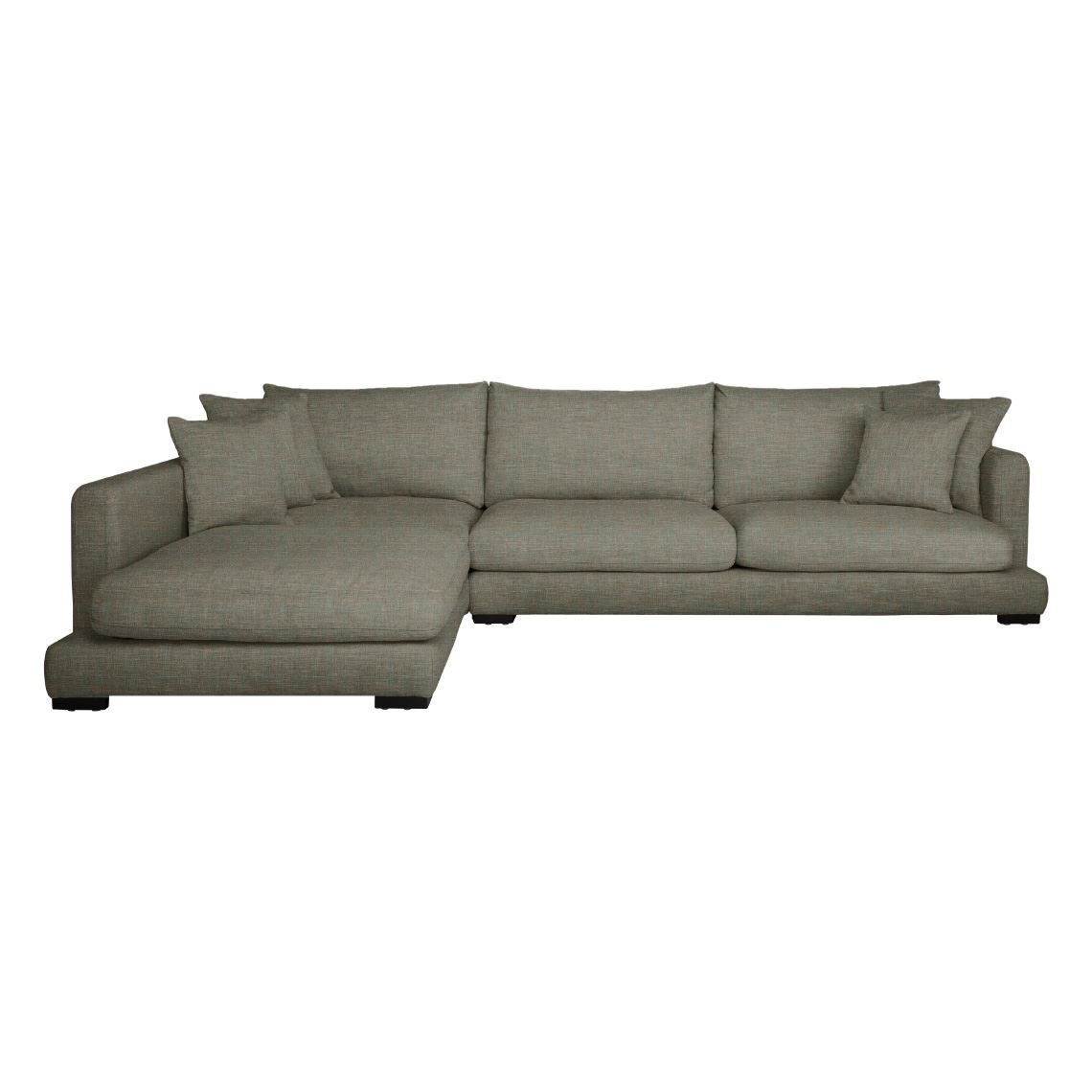Couchtisch Hamilton Hamilton 3 Seat Fabric Modular Sofa With Left Terminal Products