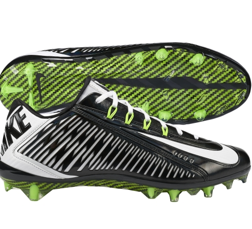 Nike Men's Vapor Carbon Elite TD Football Cleat available at Dick's Sporting Goods