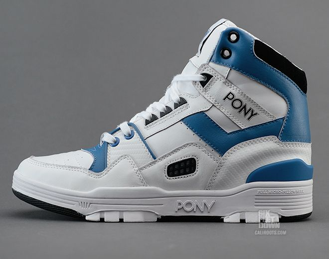 PONY M-100 Retro | Sole Collector | High Top and Tennis Shoe